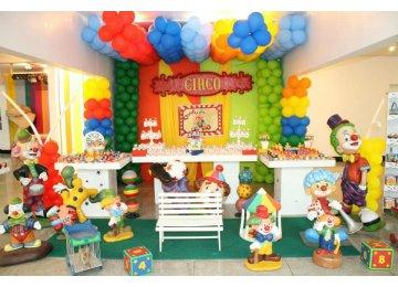 Festa coquetel infantil
