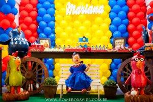 Aniversário Mariana 1 ano