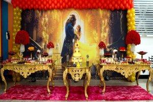 Bela e a Fera Luxo