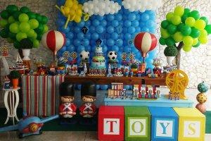 Brinquedos personalizado