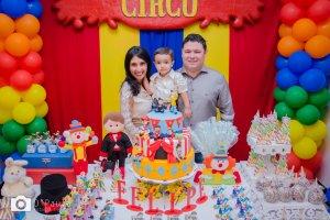 Felipe aniversário 2 anos