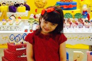 Marina 5 anos